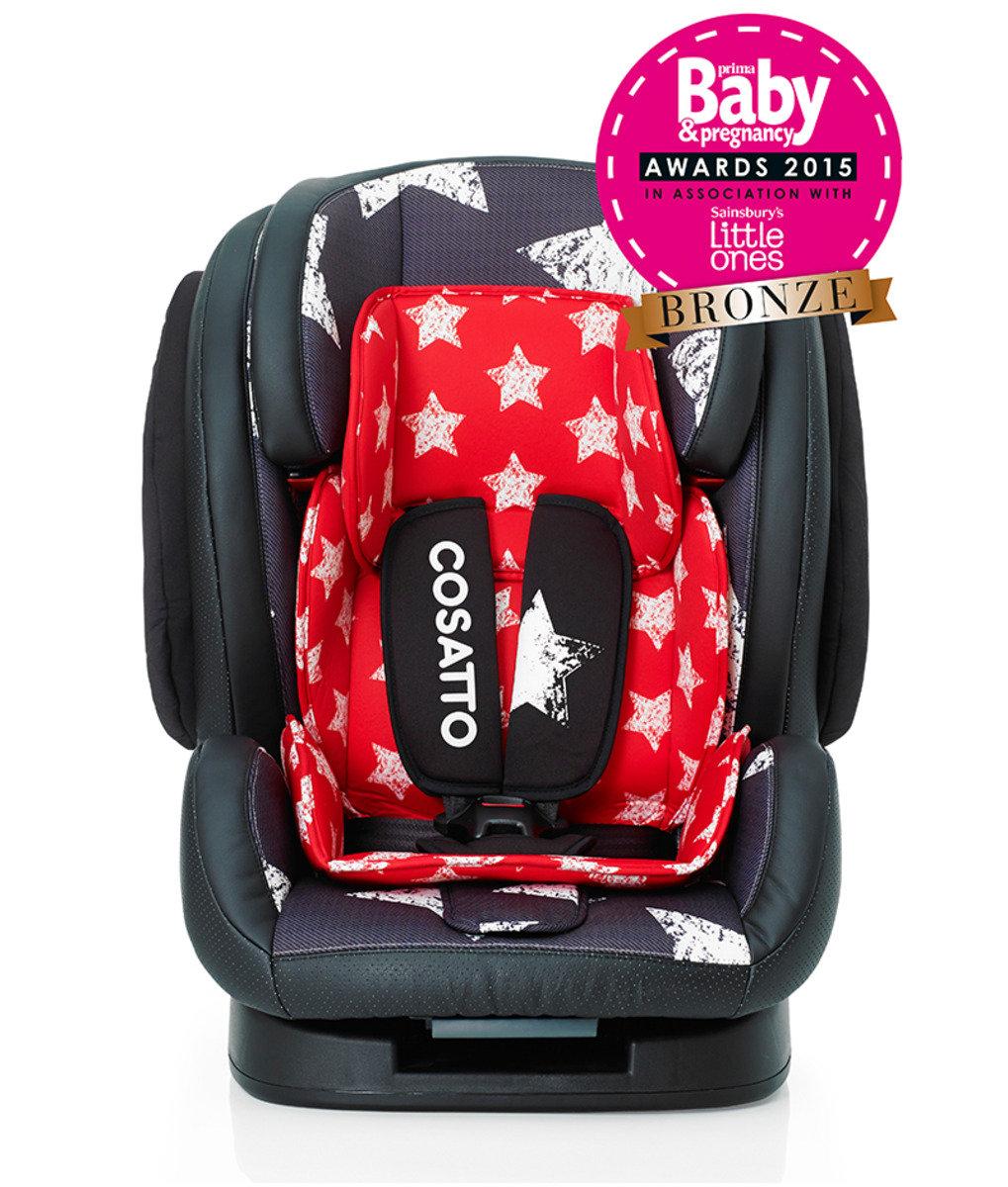 英國 Cosatto Hug Group 123 兒童汽車安全座椅 – Hipstar