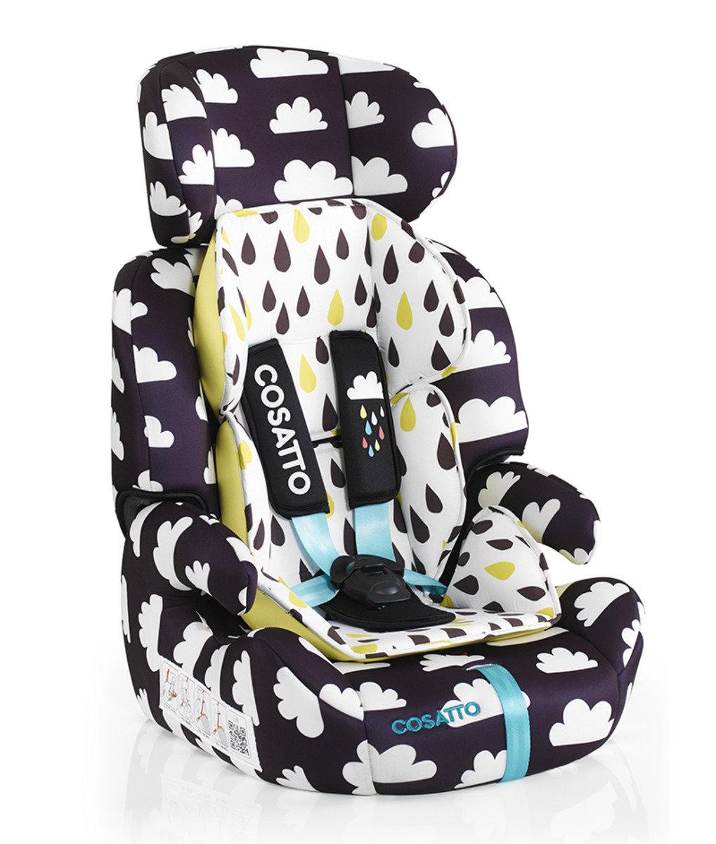 英國 Cosatto Zoomi Group 123 兒童汽車安全座椅 – Cloud 9