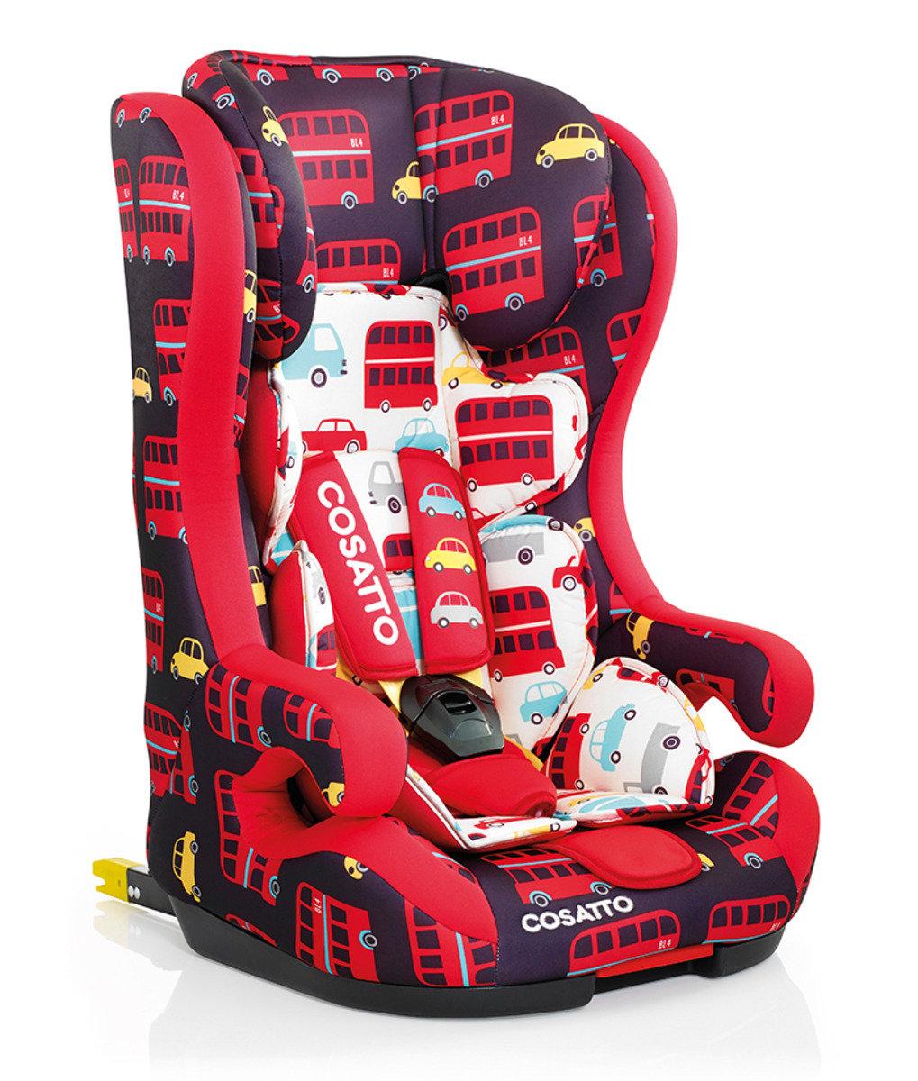 英國 Cosatto Hubbub Group 123 Isofix 汽車安全座椅 – Hustle Bustle