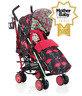 英國 Cosatto Supa 嬰兒手推車 – Flamingo Fling