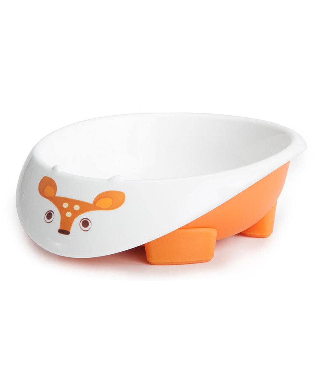 美國紐約My Natural™純天然有機碗 - 橙色小鹿