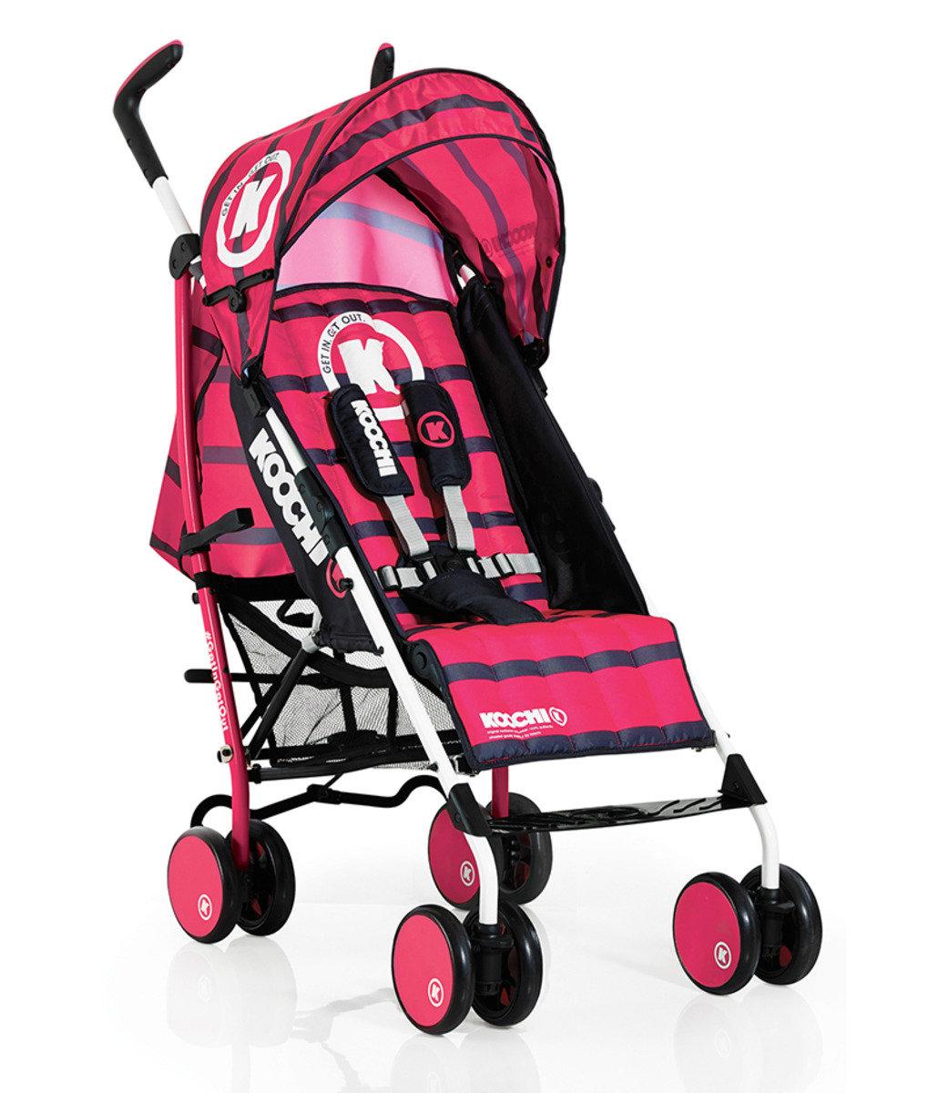 英國 Koochi Sneaker 嬰兒手推車 - Mix Magenta