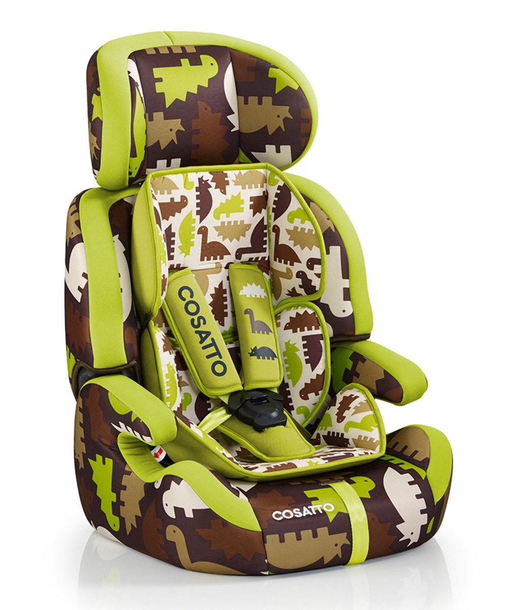 英國 Cosatto Zoomi Group 123 嬰幼童汽車安全座椅 – C-Rex