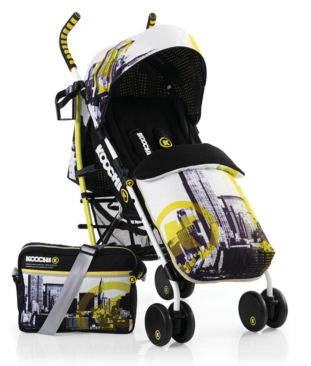 英國 Koochi Speedstar 嬰兒手推車 - Brooklyn AM