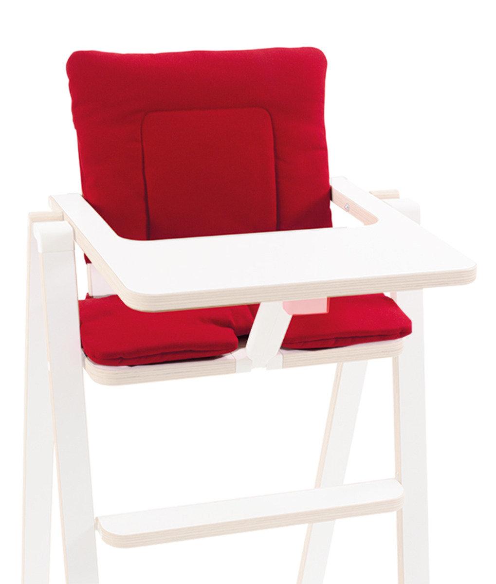 奧地利 SUPAflat 坐墊 - 時尚紅