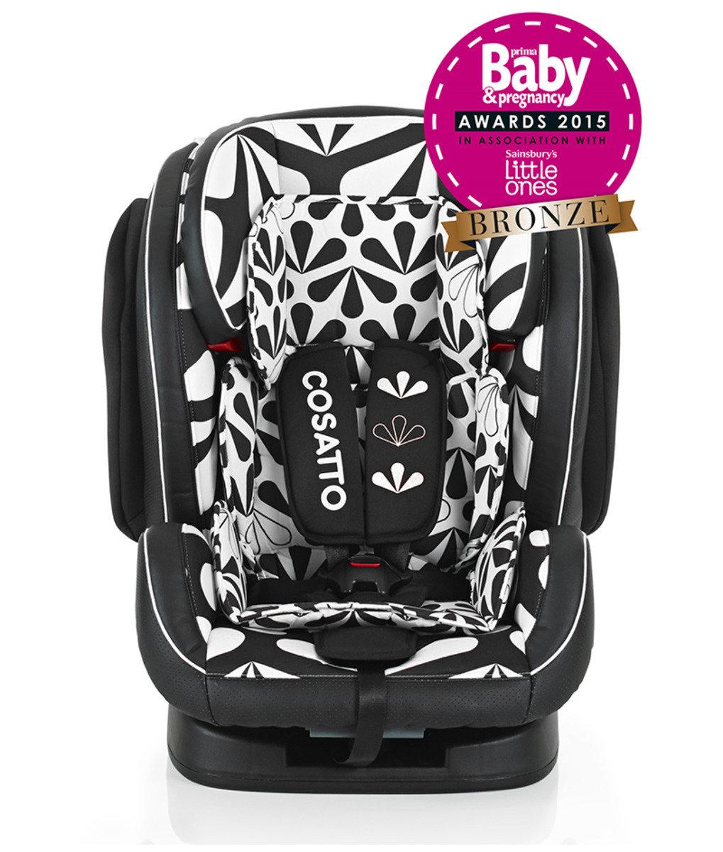英國 Cosatto Hug Group 123 兒童汽車安全座椅 – Charleston