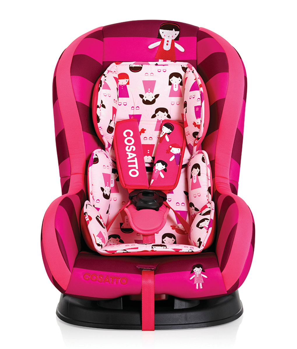 COSATTO | Cosatto Moova Group 1 Car Seat - Dilly Dolly | HKTVmall ...