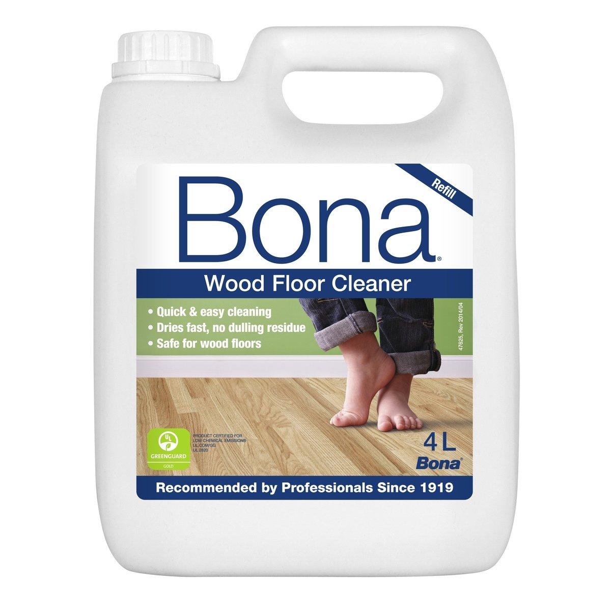 木地板清潔劑四公升裝
