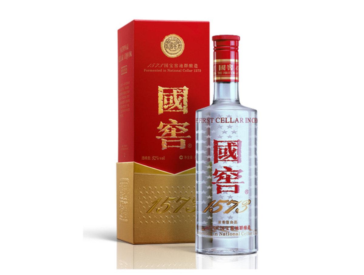 國窖1573 經典裝 500毫升 52% 酒精度 濃香型白酒 1 支