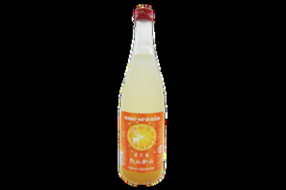 梅仙人Tankan 橙梅酒 720ml