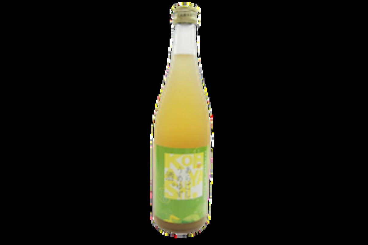 柚子梅酒 720ml