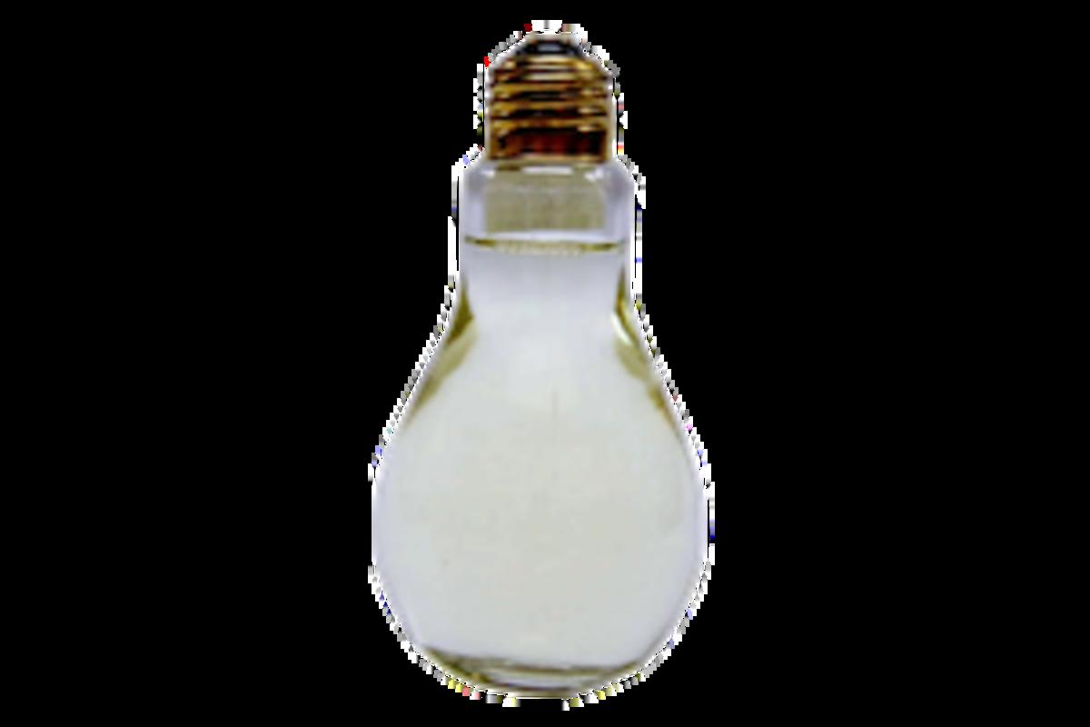 上撰原酒電球形 ( 白色 ) 180ml