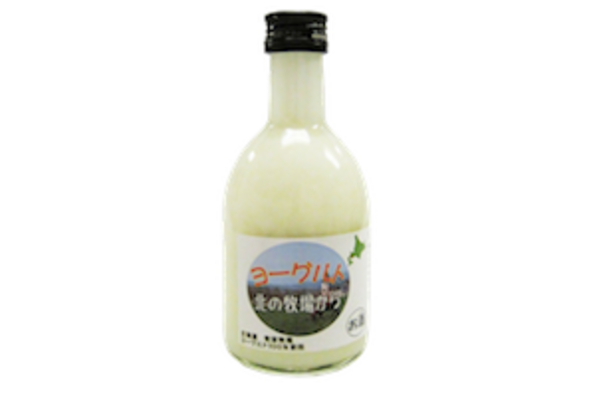北海道牧場牛乳乳酪酒 300ml
