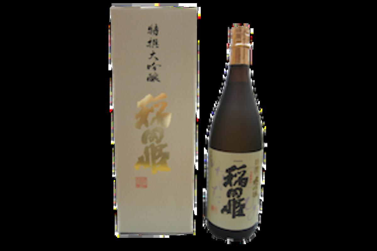 特撰大吟釀稻田姬 1.8L