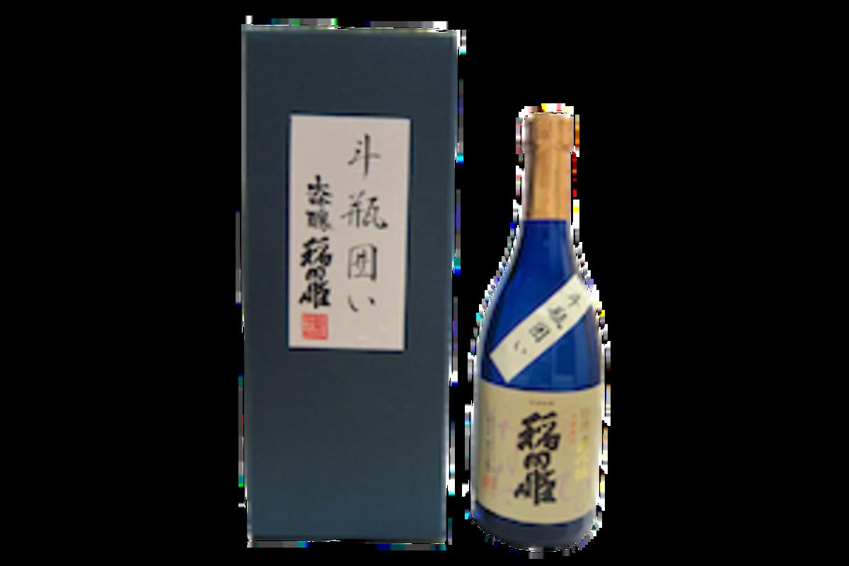 """""""斗瓶囲い""""特撰大吟稻田姬 720ml"""