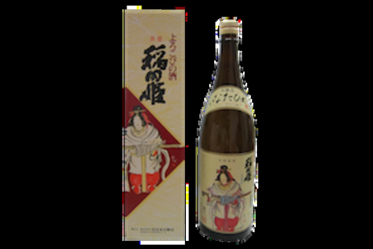 本釀造稻田姬 1.8L