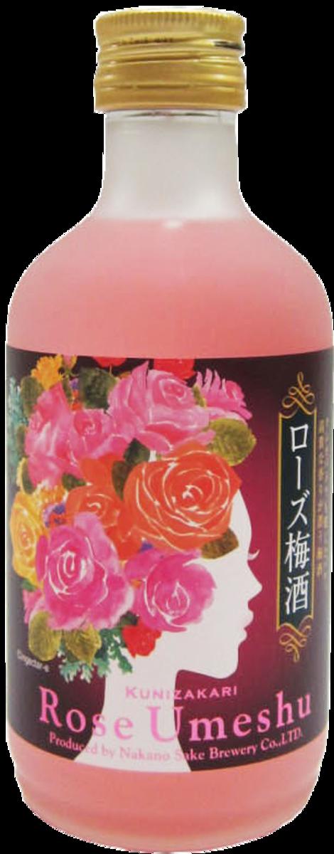 國盛 玫瑰梅酒 300ml
