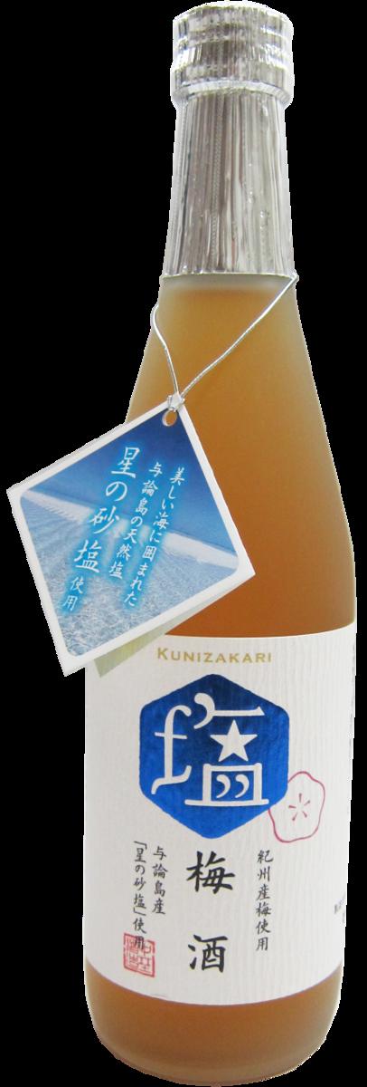 海鹽梅酒 500ml