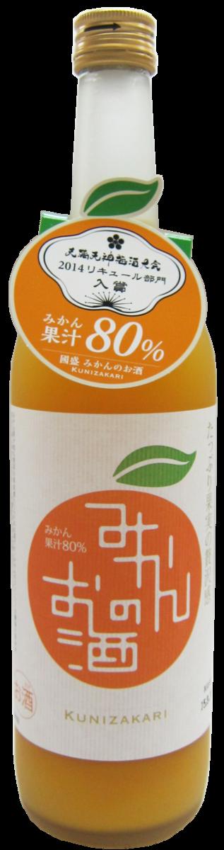 國盛 蜜桔果酒 720ml