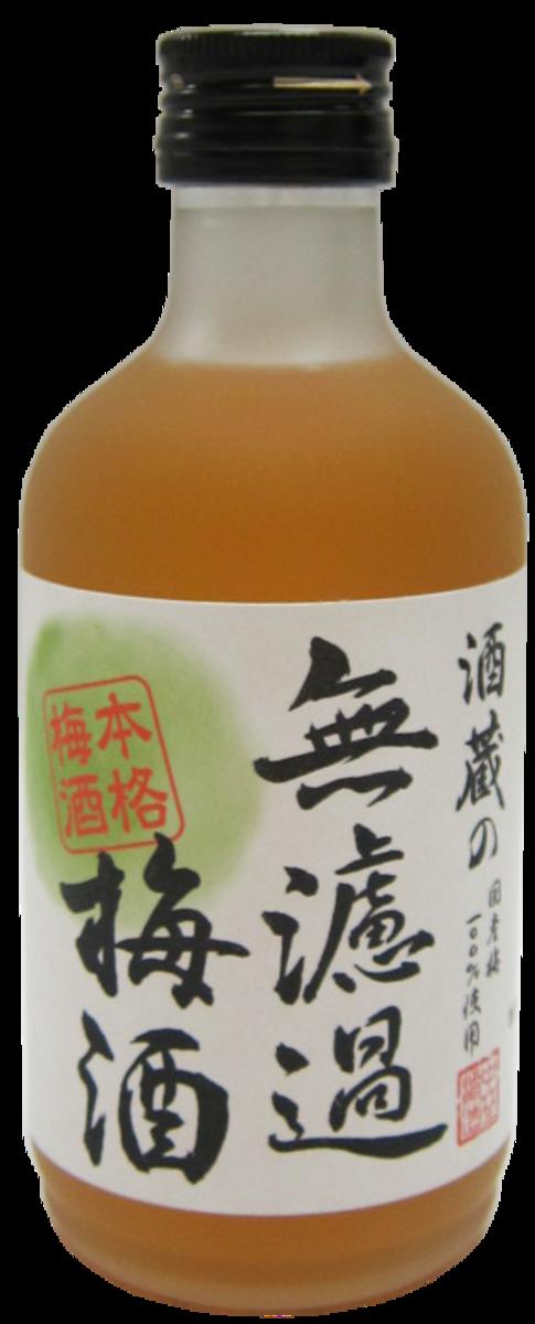 酒蔵の無濾過梅酒S 300ml