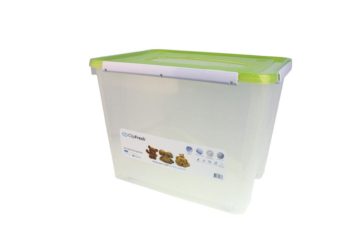 Clip Fresh -  60L 長方形密實儲物盒