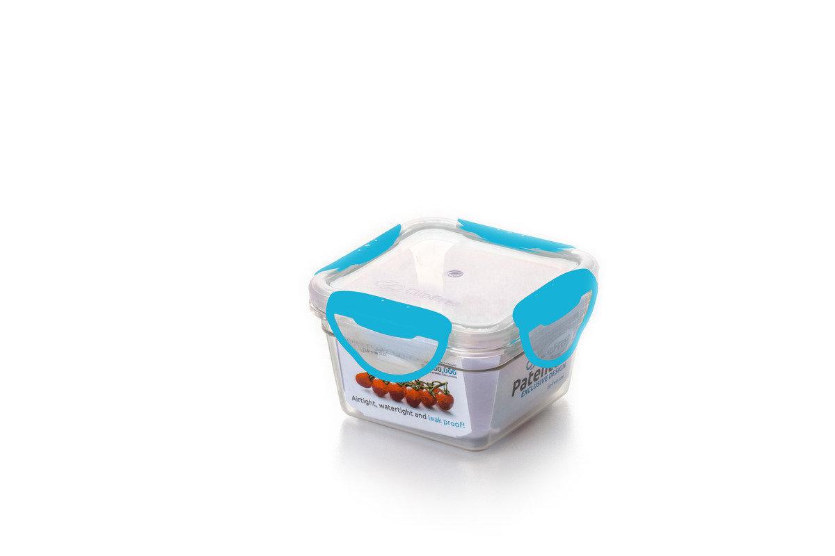 CFTT2291 - Tritan 230ml 方形密實保鮮盒