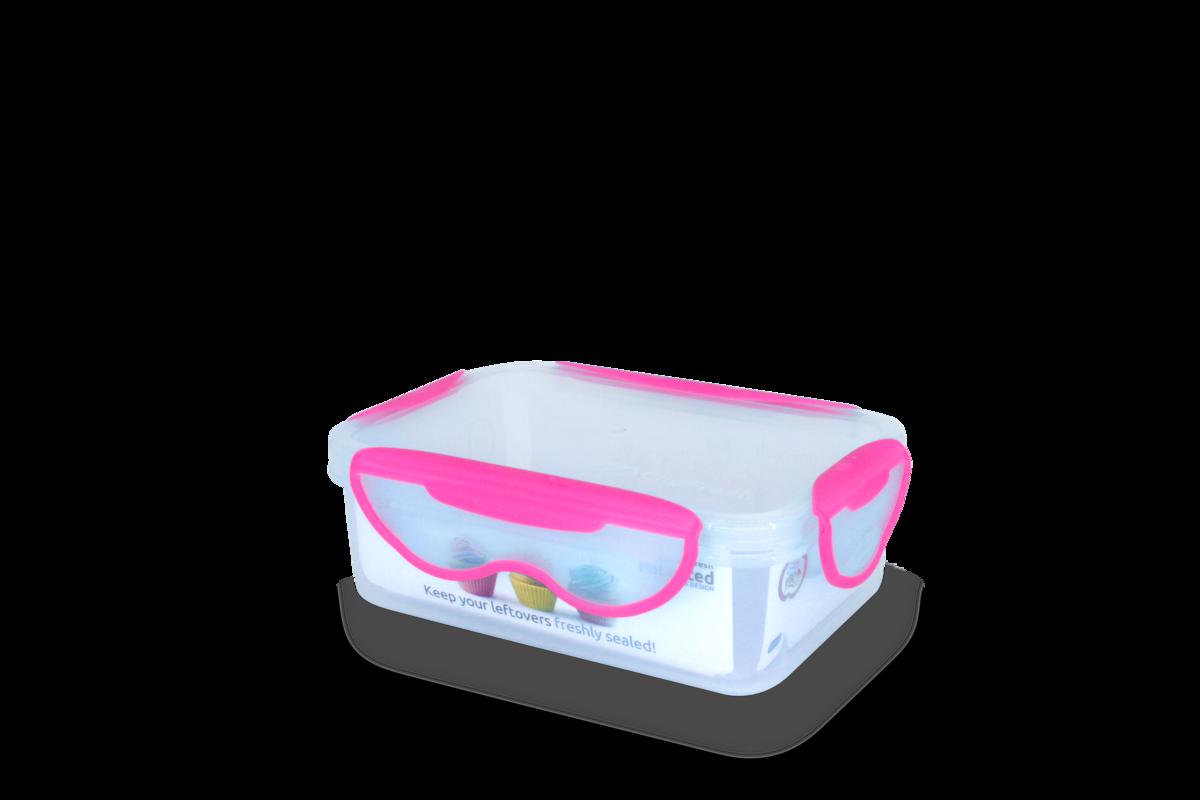 CFPP22304 - 800ml 長方形密實保鮮盒