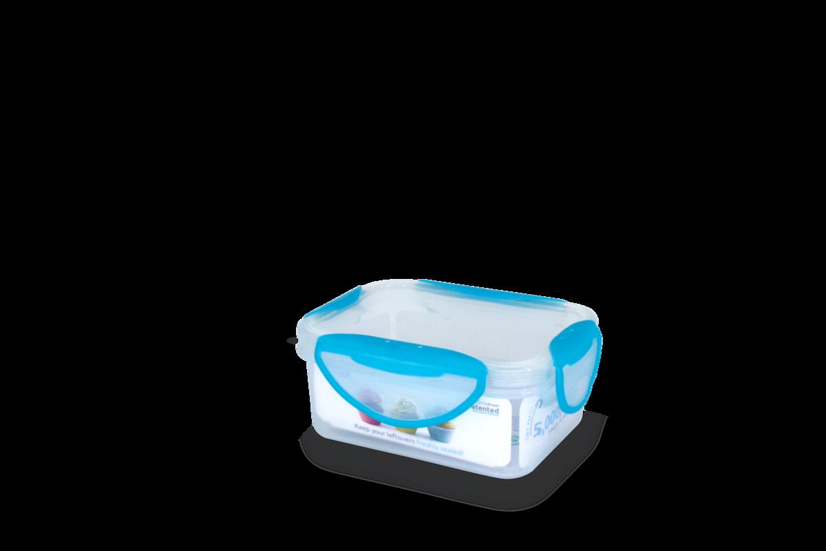 CFPP2113 - 400ml 長方形密實保鮮盒
