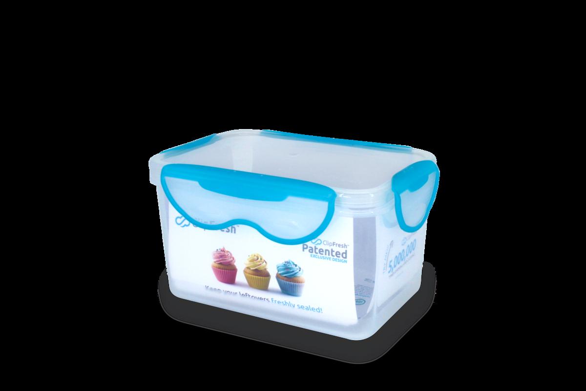 CFPP2215 - 1300ml 長方形密實保鮮盒