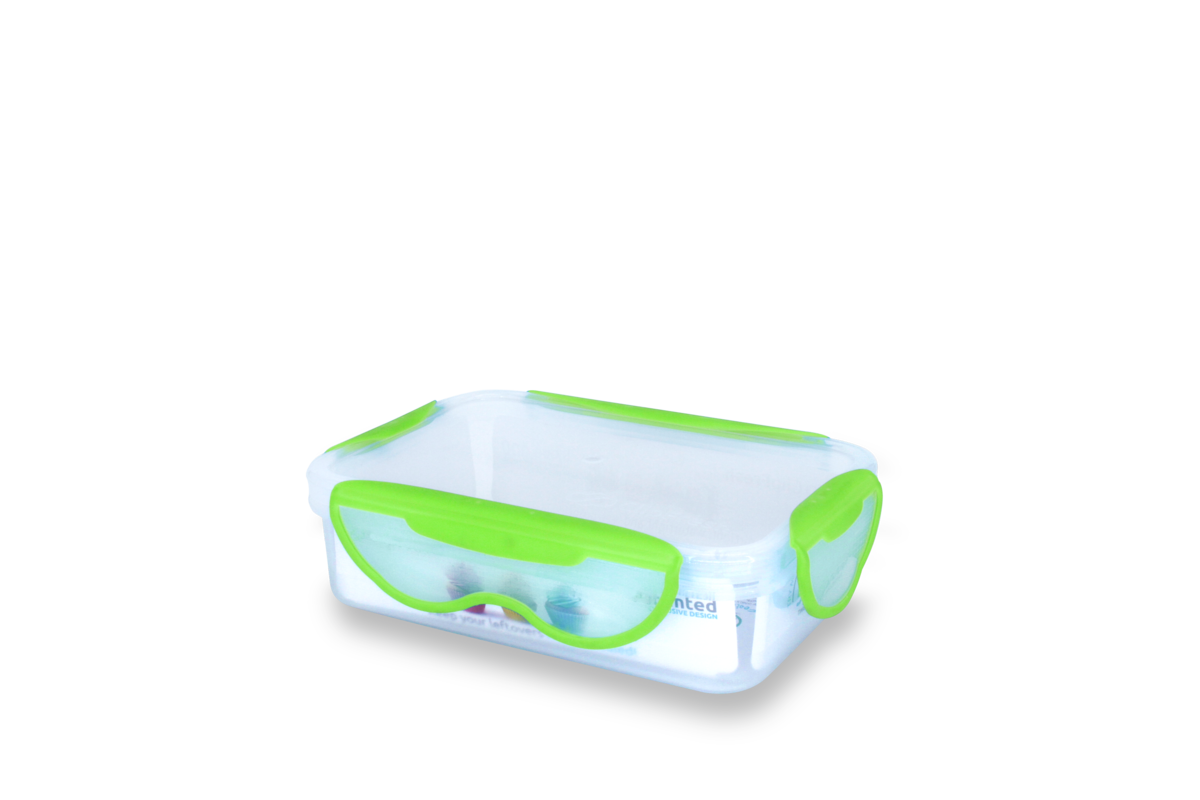 CFPP2216 - 600ml 長方形密實保鮮盒