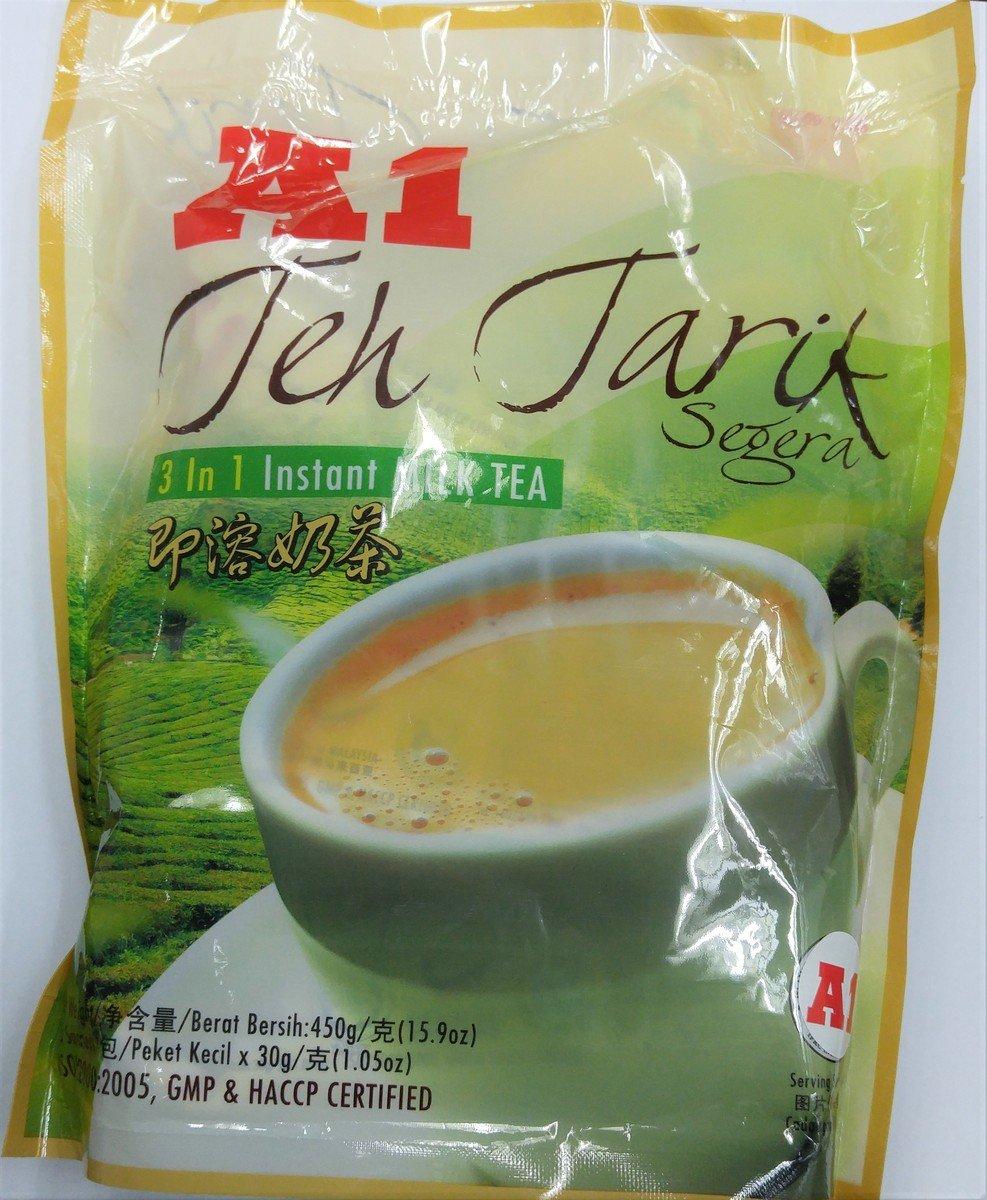 A1 3合1即溶奶茶, 450克(30克 x 15條)