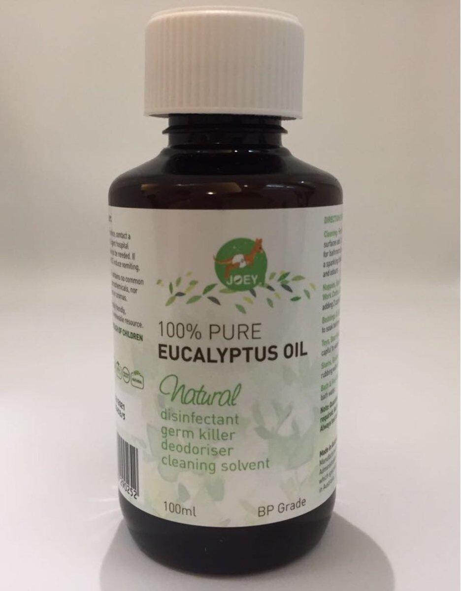 Joey Eucalyptus Oil 100ml Hktvmall Online Shopping Dettol Antiseptik Cair