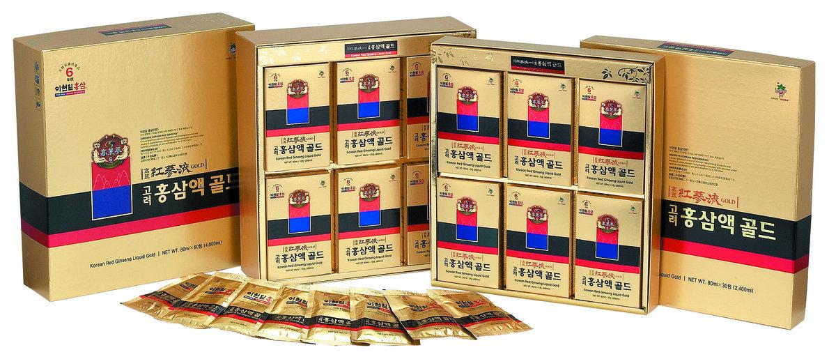 6年根韓國紅蔘液(80ml X 30包)