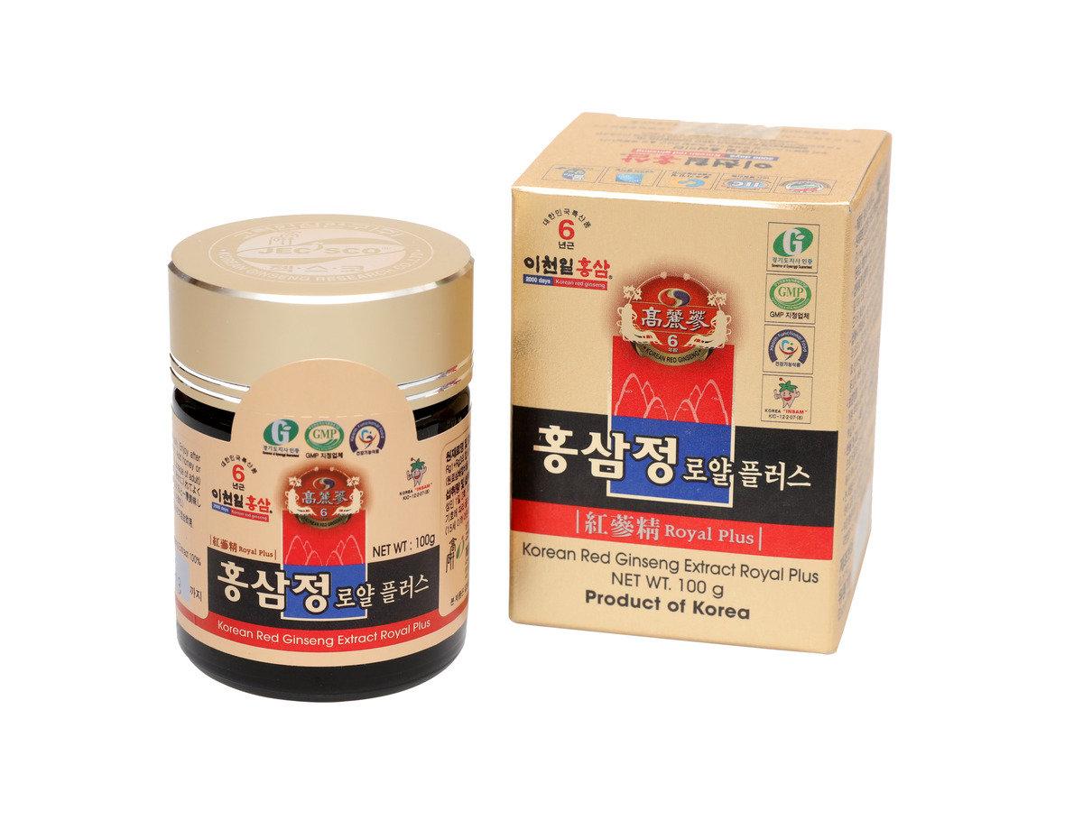 6年根韓國紅蔘精 (100g)