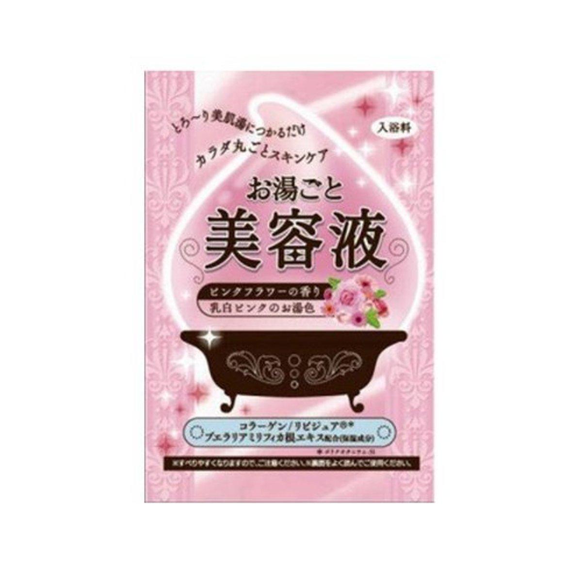 Bison Bison Bath Beauty Essence Pink Flower Scent 60g Hktvmall