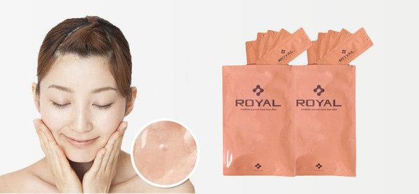 日本製新話題產品 Placenta Royal 臍帶胎盤導引精華液