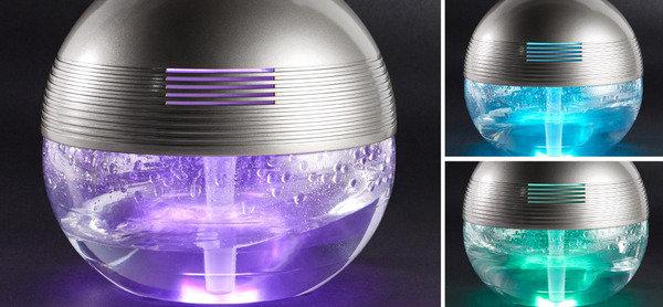 水濾淨化 潔淨家居 Newstyle 球形LED水濾式淨化機