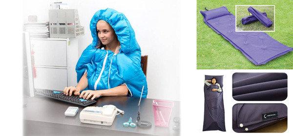 舒適旅行必備! 輕便防污旅行睡袋