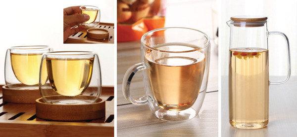 品茶必備 雙層耐熱玻璃杯