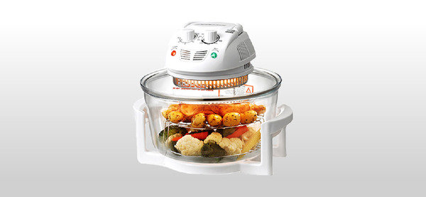 無油煙煮食,健康低脂 Famous 12 公升多用途煮食光波爐 FHO-12L