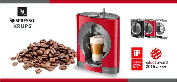 獨一無二的膠囊設計,任何時刻也能享受咖啡 NDG Oblo 多功能咖啡機