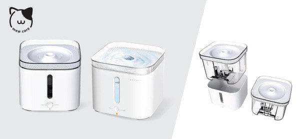PETKIT Eversweet 智能循環飲水機 給你的毛孩健康潔淨水源