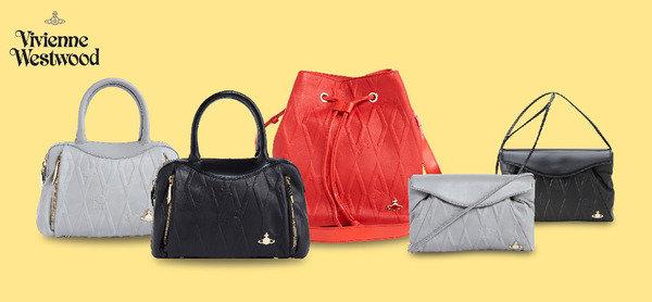 【On Sales!】VIVIENNE WESTWOOD 西太后 手袋皮具五折發售