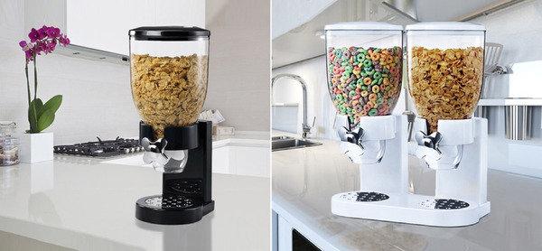 方便衛生保鮮 穀物乾糧分配器