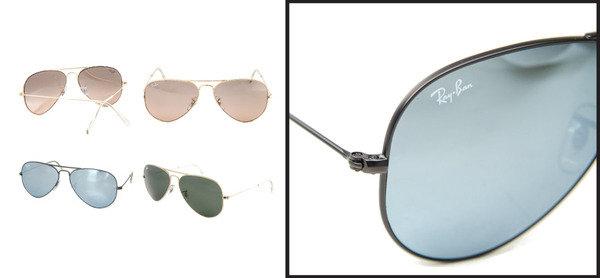 夏日配飾 5折起!!!<br>Rayban Sunglasses Collection