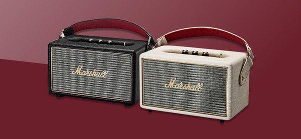 隨時隨地 ROCK到盡!!!<br>Marshall Kilburn 攜帶型藍牙喇叭