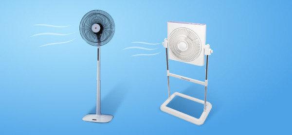 為迎接夏日做好準備!<br>Panasonic & KDK 風扇 激筍迎夏日優惠