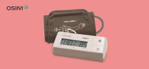 守護血壓健康的最佳伙伴 OSIM手臂式血壓計