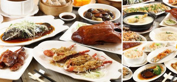 悅軒海鮮酒家 海陸空盛宴 極品五頭鮑, 燕窩, 龍蝦, 蟶子點心, 片皮鴨餐