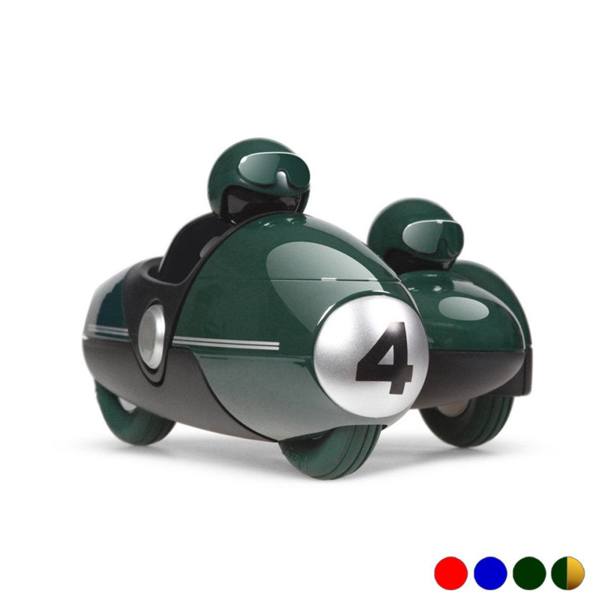 經典恩佐摩托邊車玩具擺飾 (紅色)